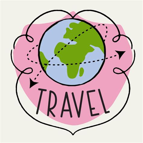 travel clip travel clipart summer clipart bullet journal stickers