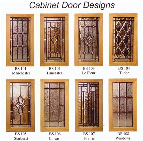 replacement kitchen cabinet doors with glass inserts leaded glass cabinets on pinterest