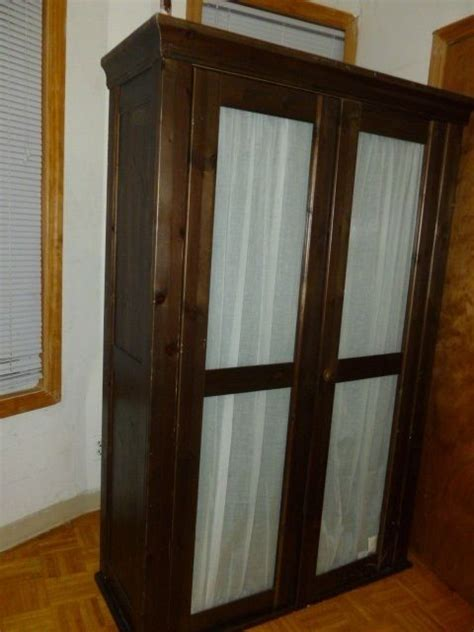 Wooden Wardrobe With Shelves Shelves Wooden Closet And Wardrobes On