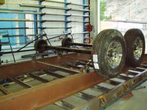 home built cer trailer plans gooseneck trailer plans miller welding discussion