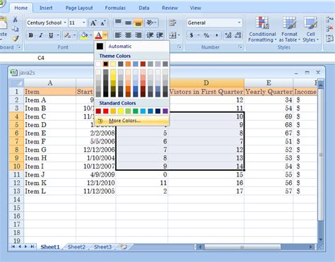 custom format excel 2007 excel 2007 custom button free download the activex for