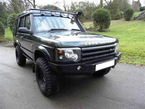 2001 land rover discovery td5 auto roader for sale