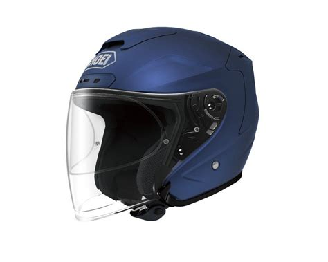Helmet Shoei J 4 buy shoei j 4 matt blue metallic predator motorcycle helmet