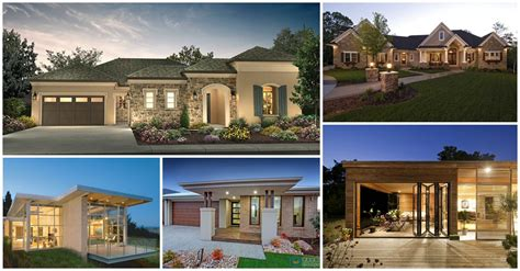 beautiful one story houses beautiful one story houses designs that you will love