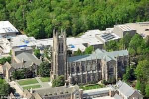 Duke Carolina Usa Distance Mba by Duke Student Admits To Hanging Noose From Tree