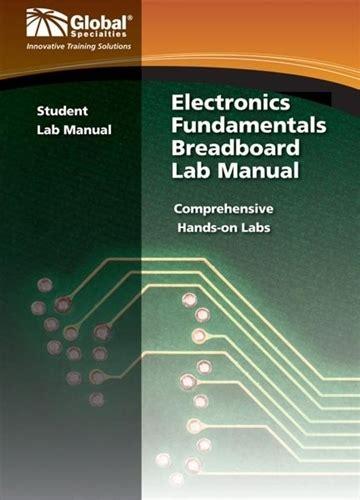 Bk Precision Gs Gsc2311 Electronic Fundamentals Lab Manual
