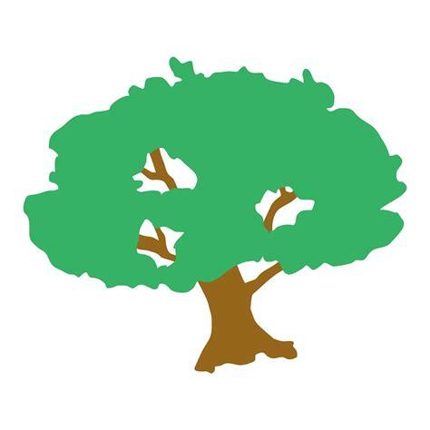 alberi clipart illustration gratuite arbre clip vert nature bois
