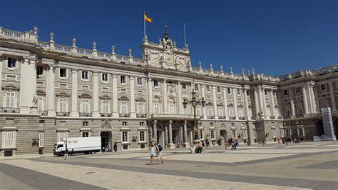 entrada palacio real palacio real de madrid royal palace of madrid travblog