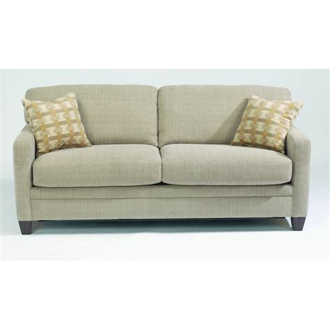 flexsteel sofa sleeper flexsteel 5552 43 serendipity fabric full sleeper sofa