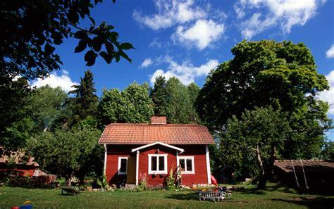 swedish home swedish house a photo from uppland svealand trekearth
