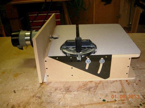 horizontal router table  lumberdog  lumberjockscom