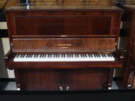 C3 Studio by Pianoforte Verticale Tedesco Bechstein 171 Pianostore
