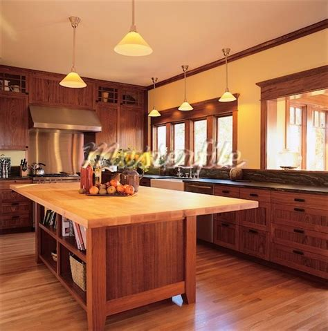 arts and crafts style kitchen cabinets arts and crafts style kitchen arts and crafts style