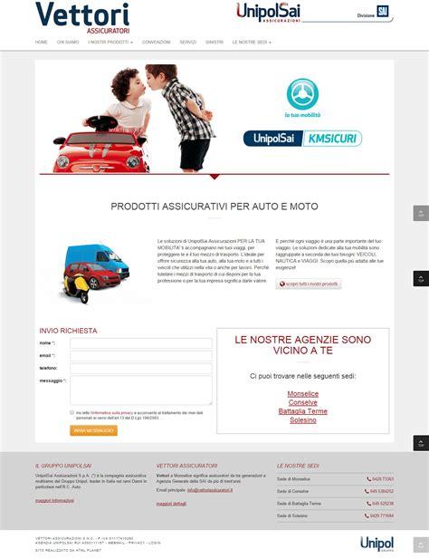unipol orari apertura restyling siti per agenzie assicurative unipolsai