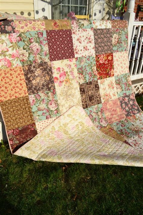 Patchwork Cottage - 1000 ideas about quilt pattern on quilt