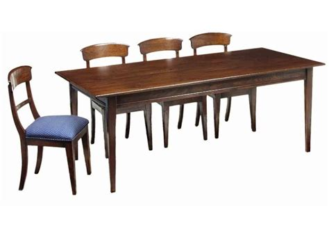 provincial dining table southern creations
