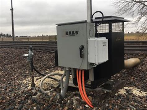 new from rails co switch heater wireless railway age