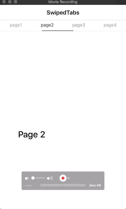 ionic2 tutorial github ionic2 swipable tab with content swipe stack overflow