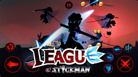mod game league of stickman league of stickman 2017 mod apk for android free download