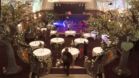 themed wedding events unexpected forest themed indoor wedding ideas