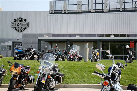 Harley Davidson Kansas City Plant by Missouri Lawmakers Urge Harley Davidson To Reconsider
