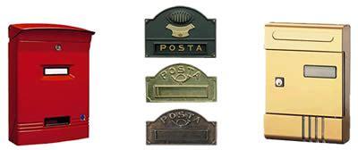 cassette delle lettere condominiali cassette postali la vostra posta in buone