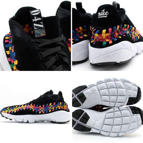 Sepatu Nike Air One Rainbow Sole nike air footscape woven chukka black rainbow sole collector
