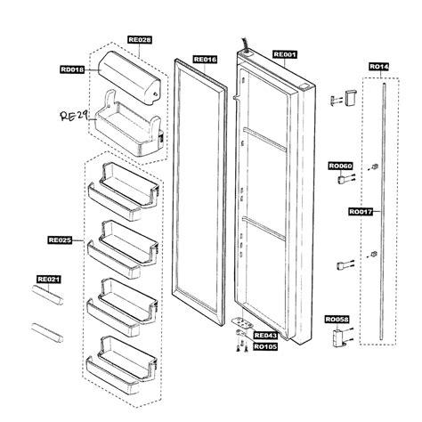 Samsung Door Refrigerator Parts 301 moved permanently