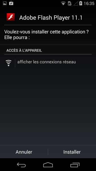 adobe flash player 11 android adobe flash player android comment le t 233 l 233 charger et l installer