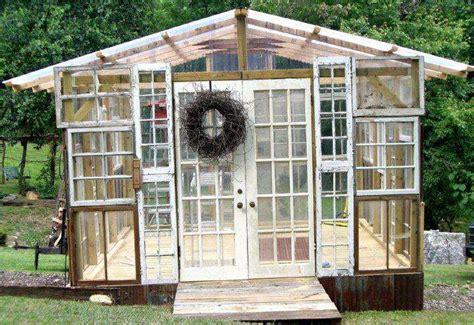 purposed window greenhouses