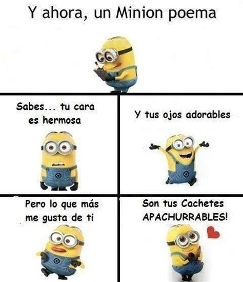 Memes De Los Minions - poemas de los minions buscar con google memes