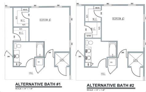 bathroom configurations a winning bathroom configuration the new york times