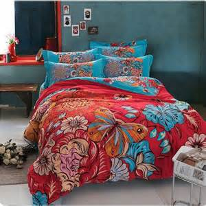 Cheap Queen Size Duvet Covers Online Get Cheap Boho Bedding Aliexpress Com Alibaba Group