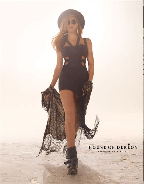 House Of Dereon snapshot beyonc 233 for house of dereon fall 2012 the