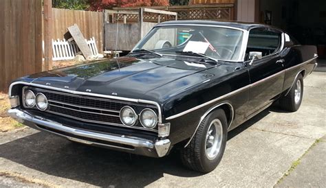 68 Ford Fairlane by 68 Ford Fairlane 500 Fastback