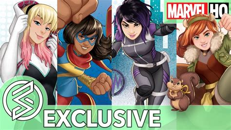 marvel has another 2018 movie secret warriors animated marvel rising begins the next generation of marvel
