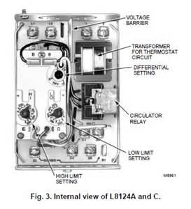 modifed wiring on l8124a c l8151a triple aquastat review