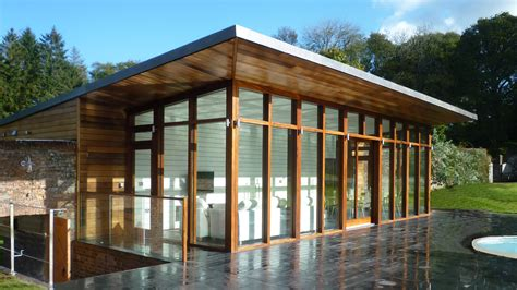 build a pool house jonathan rhind architects heanton pool house beautiful