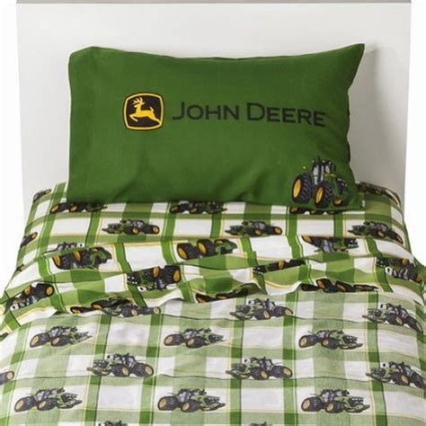 tractor bedding set john deere bedding for a farm themed bed