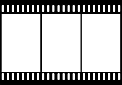filmstrip template filmstrip photo template clipart best