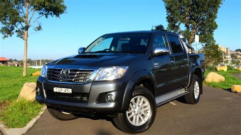 Toyota Hilux 2014 2014 Toyota Hilux Review 4x4 Sr5 Diesel Dual Cab Caradvice