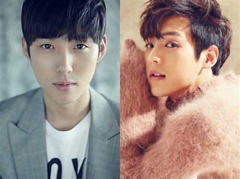 Baek Hyun 04 baek sung hyun and btob s minhyuk to in tvn s new