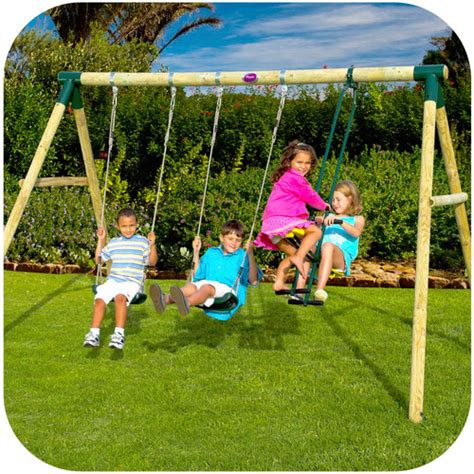 swing set pieces colobus 2 piece swing set temple webster