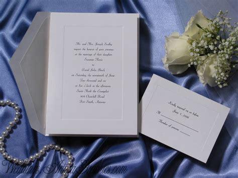 Birchcraft Wedding Invitations by Wedding Invitations Birchcraft Studios 1