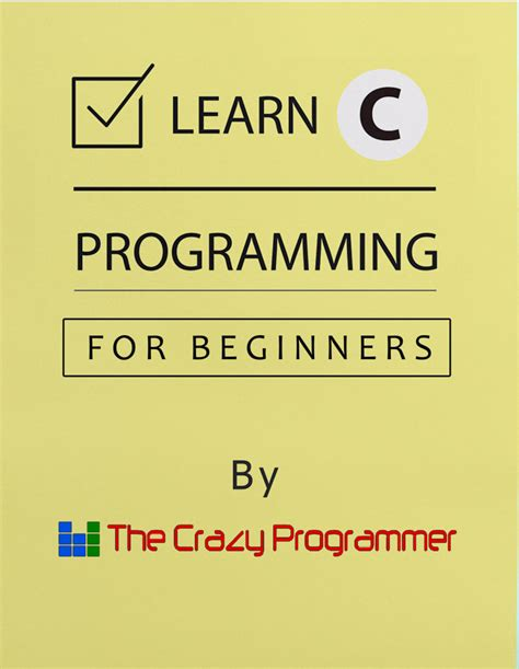 c language pattern programs pdf learn c programming pdf free ebook for beginners the