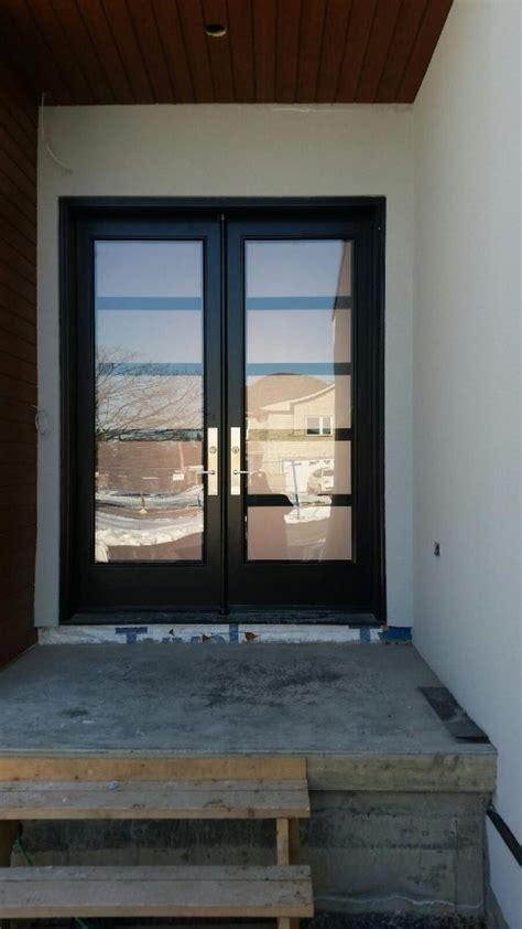 exterior doors ontario modern exterior doors by modern doors ca in mississauga