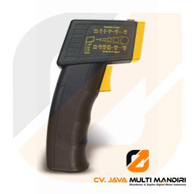 Dijamin Thermometer Tembak Non Contact Infrared Thermometer Biru thermometer inframerah lutron tm966 lutron electronic indonesia