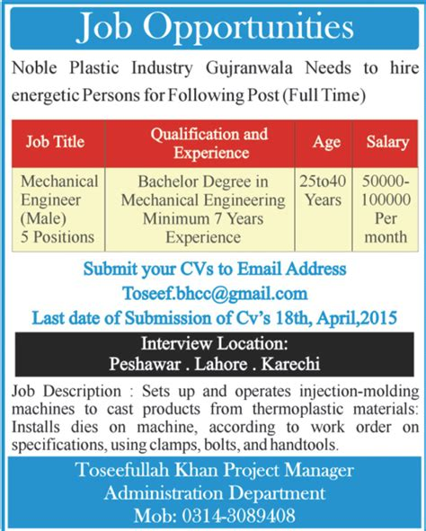 plastic engineering jobs software test analyst cover