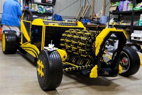 Lego Life Size Car