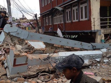 earthquake nepal opinions on april 2015 nepal earthquake